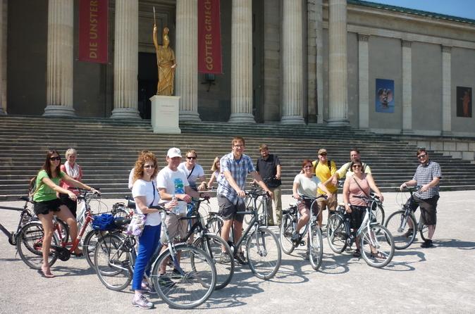 Tour di Monaco in bicicletta