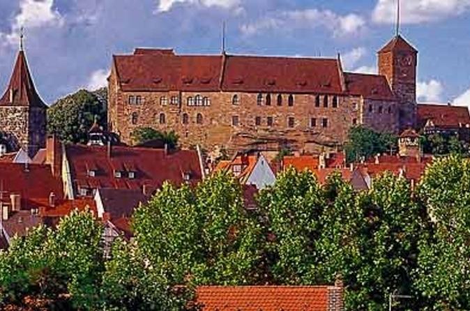 Viagem de um dia saindo de Munique a Nuremberg