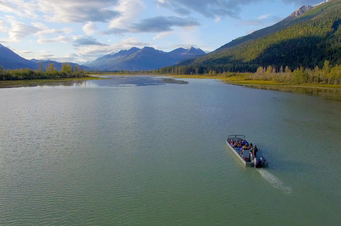 Jet boat adventure and haines highlights haines departure in haines 284467