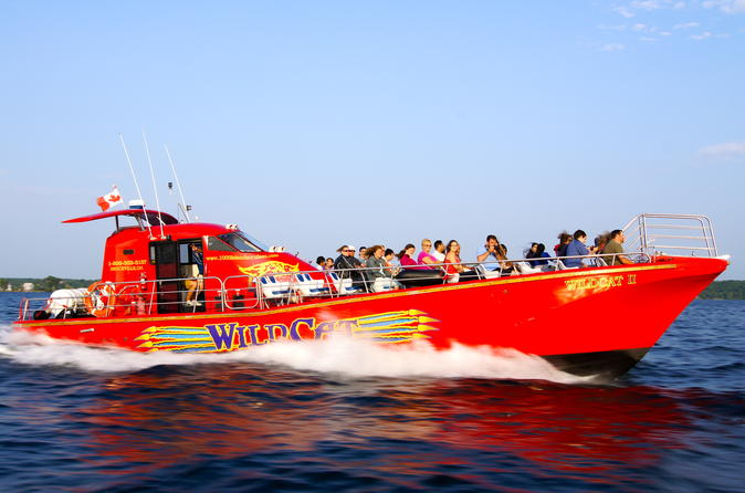 1000 islands high speed adventure cruise in brockville 294807