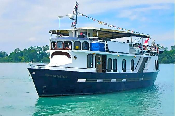 2 hour thousand islands dinner cruise in brockville 295056