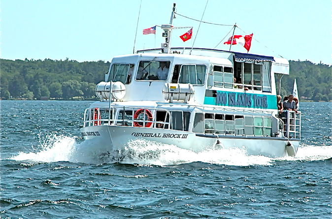 Thousand islands two castle explorer cruise in brockville 295062
