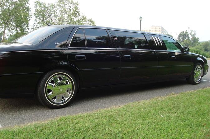 Customized, Private DC City Tour via Limo