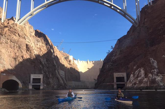 Full Day Colorado River Hot Springs Tour from Las Vegas