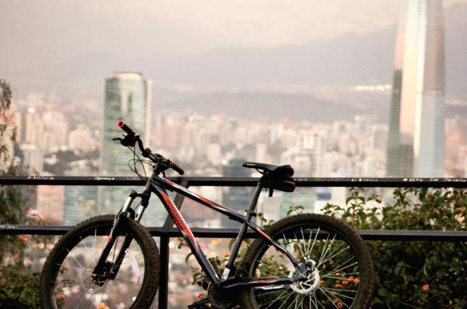 Santiago Bike City Tour