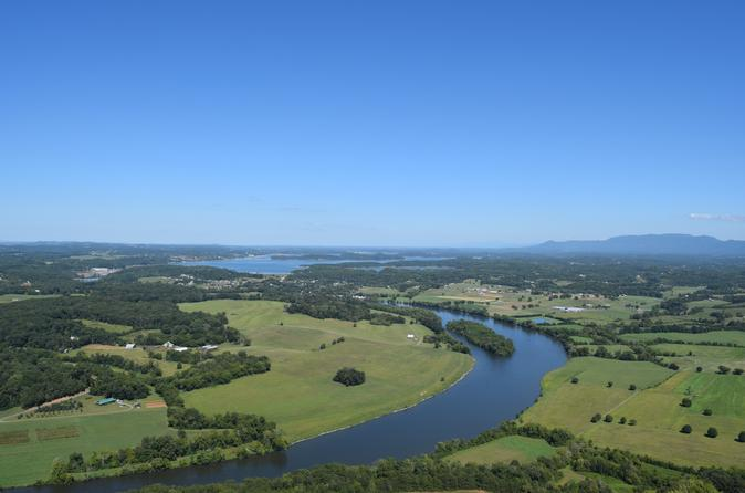 French broad river helicopter tour in sevierville 285506
