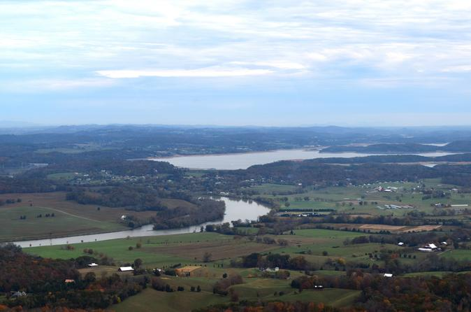 The douglas lake view helicopter tour in sevierville 285503