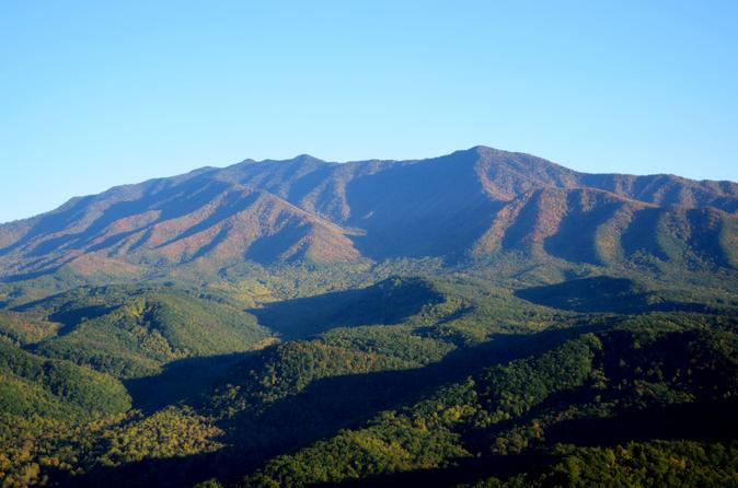 The great smokey mountain national park tour by helicopter in sevierville 285508