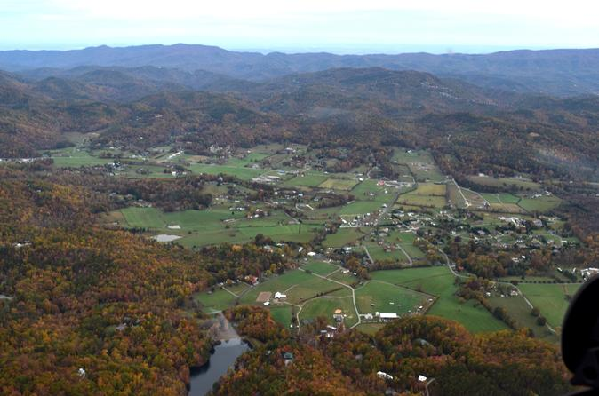 The scenic wears valley helicopter tour in sevierville 285535