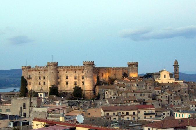 Civitavecchia Shore Escursion: Etruscan Tour