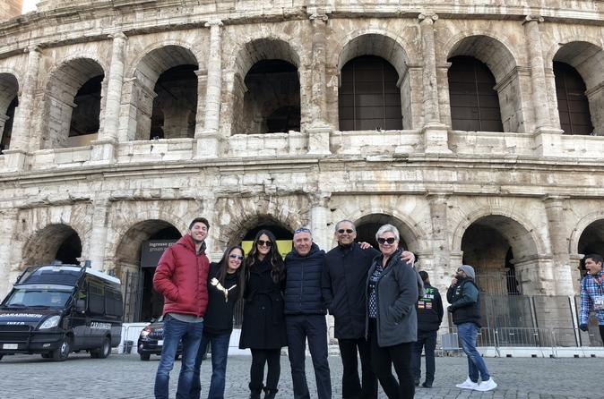 Exclusive Private Guided Tour Of Rome (7hrs) Professional Driver & Private Licensed Tour Guide