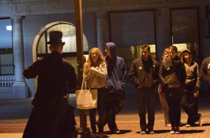 Salem Haunted History Night Walking Tour