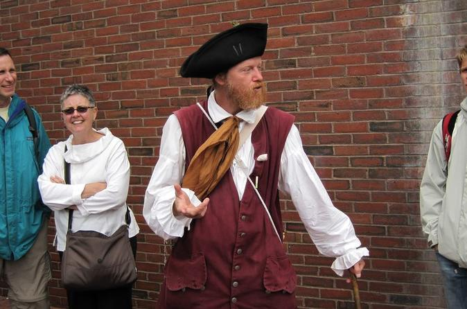 The Tour of the Freedom Trail