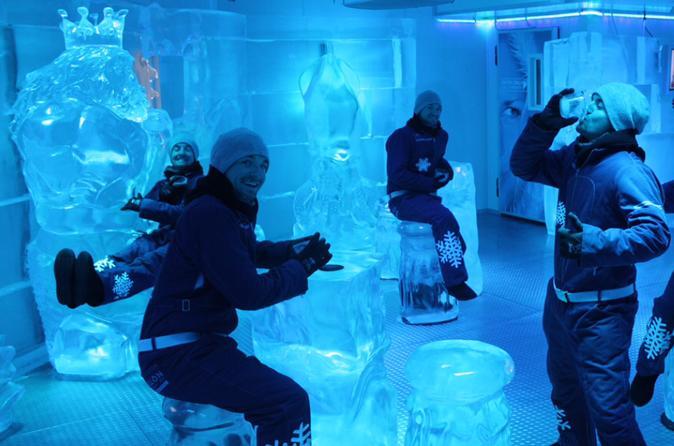 IceBar Melbourne Admission