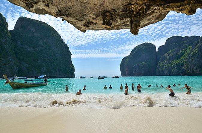 Tour zur Phi Phi Maya Bay