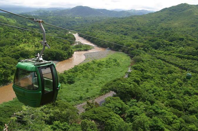 Turubari eco park and rainforest aerial tram tour in puntarenas 294556