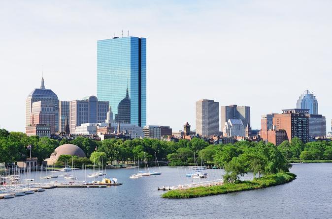 Private 3-Hour Boston Movie and TV Tour