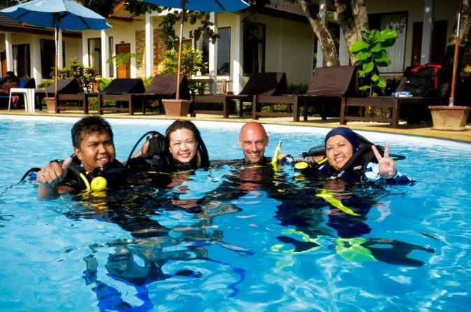 Full day padi discover scuba diving in ko lanta in ko lanta yai 278300