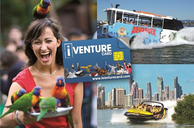 Gold Coast and Brisbane Attraction Pass Including Currumbin Wildlife Sanctuary and Lone Pine Koala Sanctuary