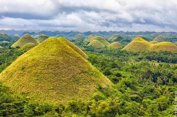 Full-Day Bohol Excursion - Departs from Cebu