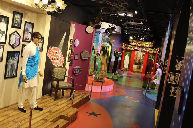 Experience Wax Museum with Photography