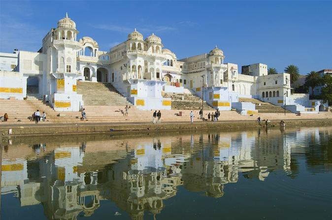 One-Way Private Drop Jodhpur To Pushkar with Private Transportation