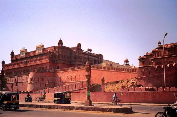 One-Way Private Transfer From Jodhpur To Bikaner with Private Transportation