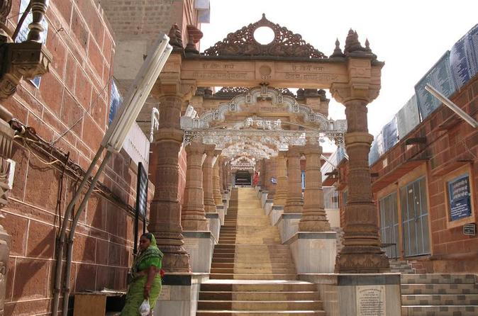 Osian Excursion with Camel Safari With Private Transportation From Jodhpur