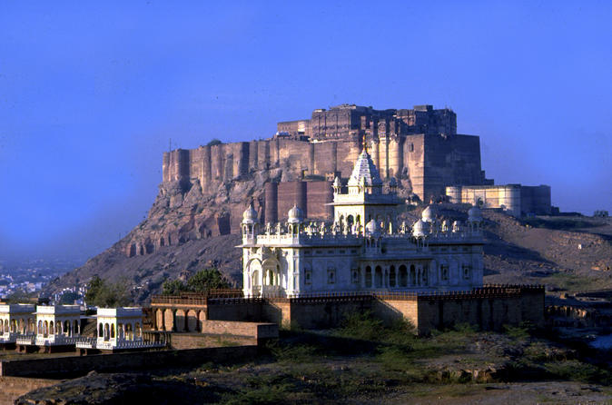 Private Tour Guide In Jodhpur With Optional Transportation