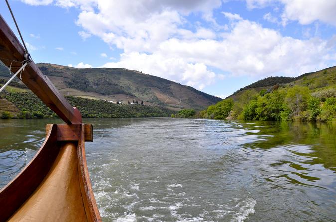 Excursão de dia inteiro: Vale do Douro saindo de Porto