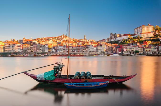 Half Day Oporto Panorama Tour by Van