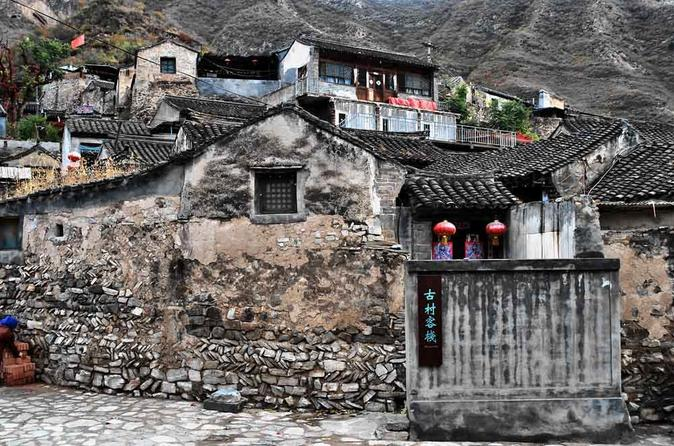 Cuandixia Old Village Private Tour with Local Lunch from Beijing