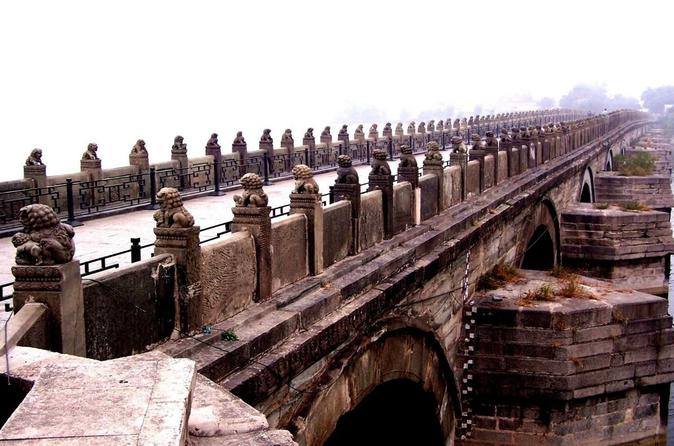 Peking Man Site, Stone Flower Cave and Marco Polo Bridge All Inclusive Tour