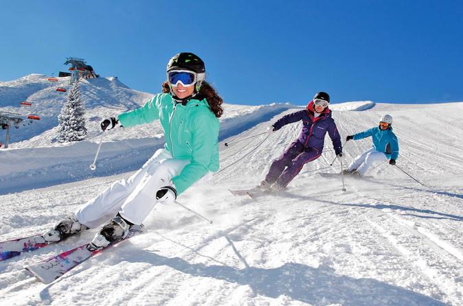 Private Day Trip to Jundushan Ski Resort with Full Acupressure Massage