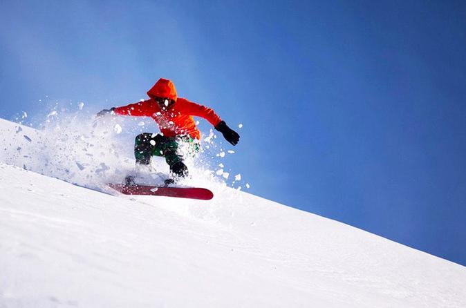 Private Transfer to Nanshan Ski Resort