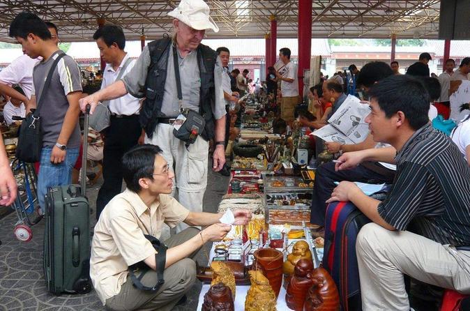 Shopping Tour- Panjiayuan Antique Market , Hongqiao Market, Maliandao Tea Street