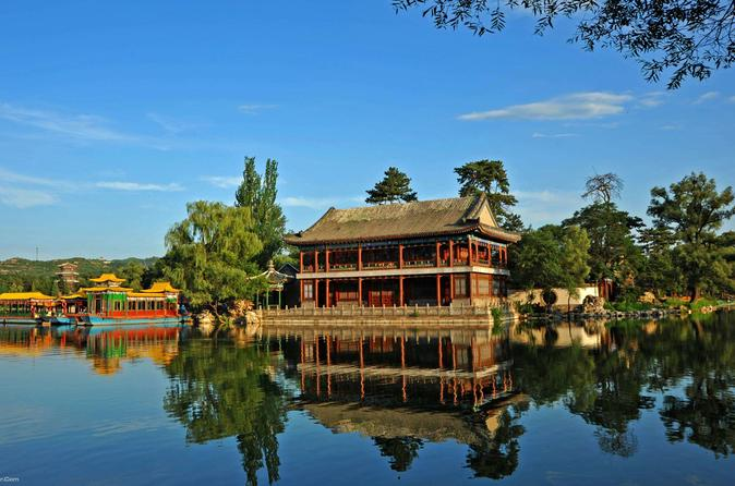 Two Days Private transfer To  Jinshanling  and Chengde Imperial Summer Resort
