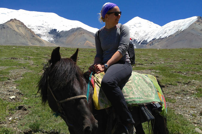 8 night tibet hiking and horseback riding tour in lhasa 286210