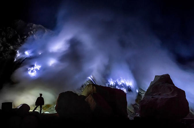 Ijen Blue Fire Trekking Tour