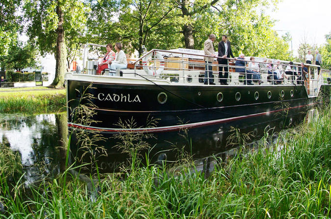 Dublin Cruises, Sailing & Water Tours