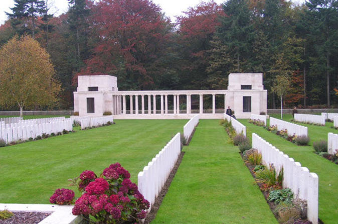 3 day small group tour of french and belgian wwi battlefields from in lille 41634