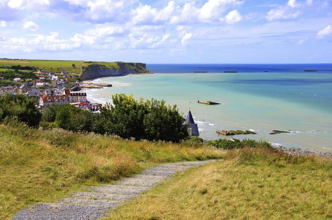 4 day normandy d day landing beaches small group tour from paris in lille 177011