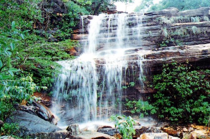 Serrano river hike tour from lencois in len is 294785