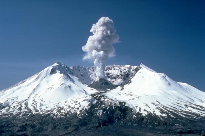 Mount St Helens Seaplane Tour Departing from Lake Washington