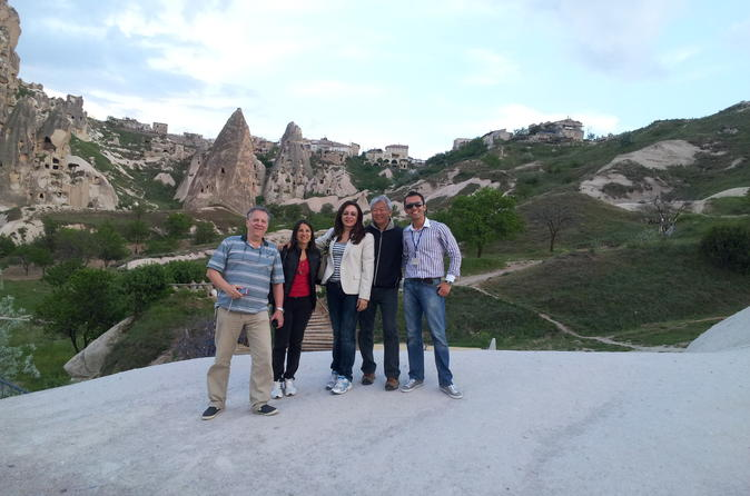 Private tour highlights of cappadocia with uchisar castle in g reme 282914
