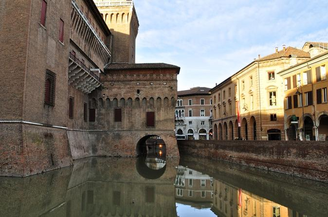 Ferrara Walking Tour
