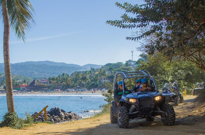 Day Trip from Puerto Vallarta: Punta Mita and Sayulita UTV Adventure