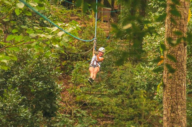 Puerto Vallarta Combo Tour: UTV, Rappelling and Zipline Canopy Tour Mexico, North America