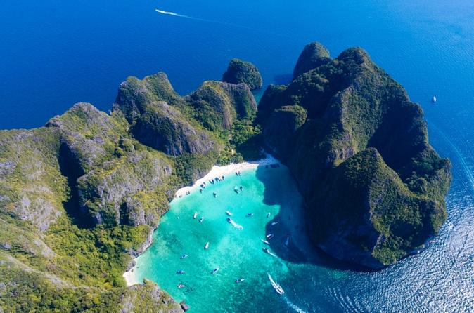 Phi phi island adventure day trip by speedboat from phuket with lunch in phuket 498588