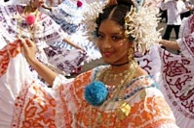 Show folclórico e jantar na Cidade do Panamá